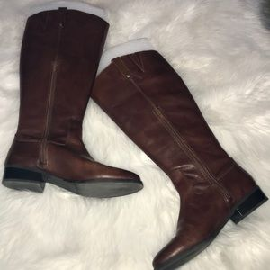 INC International Concepts Fawne Riding Boots NWOT